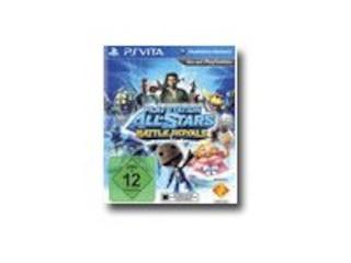 Sony PlayStation All-Stars: Battle Royale (PS Vita) -