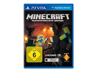 ak tronic Minecraft (PS Vita) -