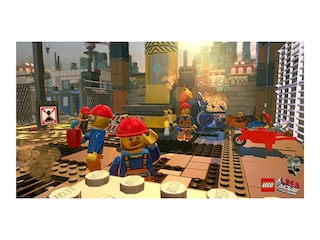Warner Bros. The LEGO Movie Videogame (PS Vita) -