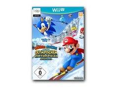 Nintendo Mario & Sonic bei den Olympischen Winterspielen: Sotschi 2014 (Wii U)