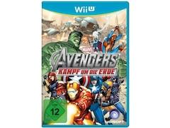 Ubisoft Marvel Avengers: Kampf um die Erde (Wii U)
