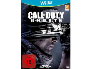 Activision Blizzard Call of Duty: Ghosts (Wii U) -