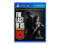 Sony The Last of Us: Remastered (PS4)