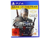 Bandai Namco The Witcher 3: Wild Hunt (PS4)