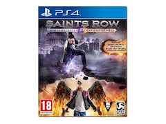 Koch Media Saints Row IV Re-elected und Gat Out of Hell (PS4)