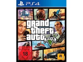 Take-Two Interactive GTA 5 - Grand Theft Auto 5 (PS4) -