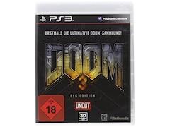 ak tronic Doom 3 BFG Edition (PS3)