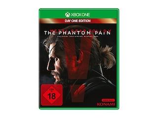 Konami Metal Gear Solid 5: Phantom Pain (Xbox One) -