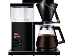 Melitta Signature De Luxe Kaffeefiltermaschine schwarz (1007-03)