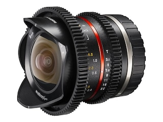 Walimex 8mm f/3,1 VCSC Fish-Eye II für Sony E-Mount -