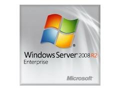 Microsoft Windows Server 2008 R2 Enterprise (incl. 1+25 Cals)