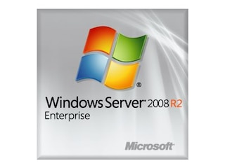 Microsoft Windows Server 2008 R2 Enterprise (incl. 1+25 Cals) -