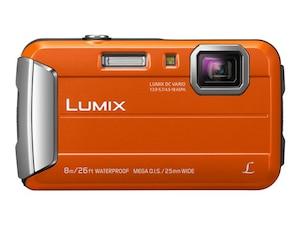 Lumix DMC-FT30, blau