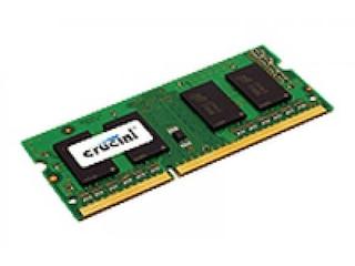 Crucial SO-DIMM 4GB PC3-12800 DDR3-1600 CL11 1.35V-1.50V -