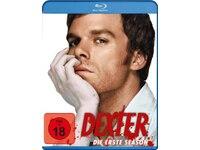 TV-Serien Dexter - Staffel 1 (Blu-ray)
