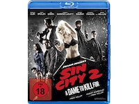 Krimi & Thriller Sin City 2 - A Dame to Kill for (Blu-ray)