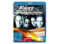 Abenteuer- & Actionfilme The Fast And The Furious (Blu-ray)