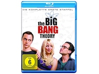 TV-Serien The Big Bang Theory - Staffel 1 (Blu-ray)