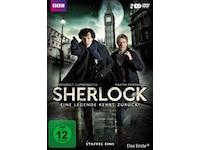 TV-Serien Sherlock - Staffel 1 (DVD)