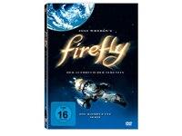 TV-Serien Firefly - Aufbruch der Serenity - Die komplette Serie (DVD)