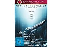 Film Boxen & Film Specials Prometheus to Alien - The Evolution (DVD)