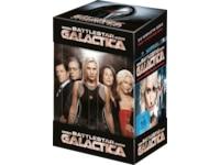 TV-Serien Battlestar Galactica - Staffel 1-4 (Komplett +3 Serien Specials) (DVD)