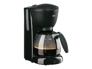 Braun KF 560/1 PurAroma Plus Kaffeemaschine schwarz -