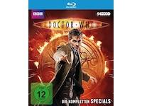 Film Boxen & Film Specials Doctor Who - Die Kompletten Specials (Blu-ray)