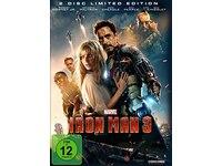 Steelbooks Iron Man 3 (Steelbook Edition) (DVD)