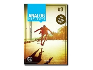 Franzis Analog projects 3 -