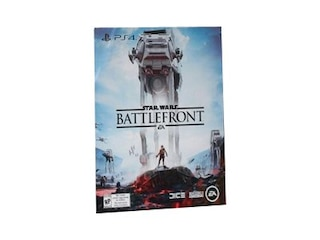 Electronic Arts Star Wars Battlefront (PS4) -