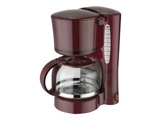 Efbe-Schott KA1080WR Kaffeemaschine Weinrot -