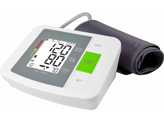 ecomed BU-90E Oberarm-Blutdruckmessgerät (23200) -