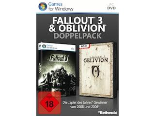 Bethesda Fallout 3 & Oblivion Doppelpack (PC) -