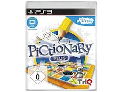THQ Nordic GmbH Pictionary Plus (uDraw erforderlich) (PS3)