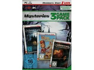 UIG Mysteries: 3 Game Pack (PC) -