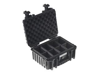 B&W Outdoor-Case Type 3000 schwarz -