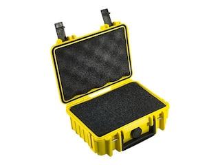 B&W Outdoor-Case Type 500 gelb -