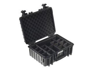 B&W Outdoor-Case Type 5000 Schwarz -