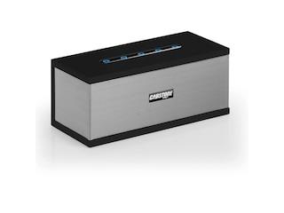 Cabstone Bluetooth-Lautsprecher SoundBlock, schwarz -