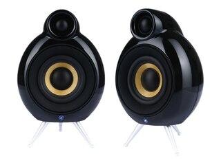 Podspeakers (Paar) Lautsprechersystem MicroPod BT, schwarz -