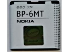 Nokia BP-6MT Li-Ionen Standard Akku 1050 mAh für  N81 / E51