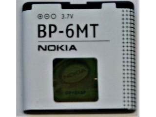 Nokia BP-6MT Li-Ionen Standard Akku 1050 mAh für  N81 / E51 -