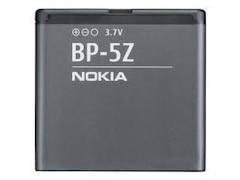 Nokia Akku BP 5Z 6-00 für  C, Schwarz