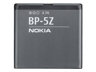 Nokia Akku BP 5Z 6-00 für  C, Schwarz -