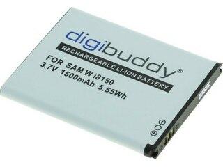 Wentronic Li-Ion Handy Akku 1450 mAh für für z.B. Samsung Galaxy W/ XCover (4053271002569) -