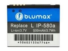 Blumax Li-Ion Akku für LG LGIP-580A/SBPL0083505/KM900/KU990/KC910/HB620T/KP170/KG130 (3,7V, 1000mAh)