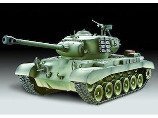 Torro RC-Panzer-Set, »M 26 Pershing Snow Leopard - 2.4 GHz - Hobby Edition mit Metallketten« -