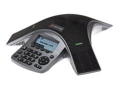 Polycom VoIP SoundStation IP 5000 Schwarz, Silber