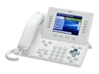 Cisco Unified IP Phone 8961 Weiss duenn handset -